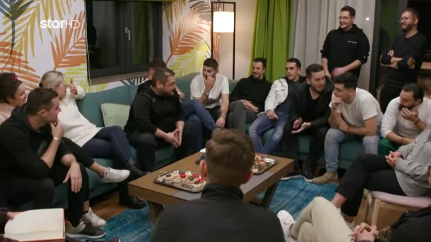 Οι 24 διαγωνιζόμενοι του MasterChef μπήκαν στο σπίτι   Η πρώτη αντίδρασή τους