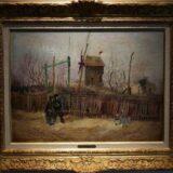 Πίνακας του Βαν Γκογκ της σειράς της Μονμάρτης πωλείται σε δημοπρασία