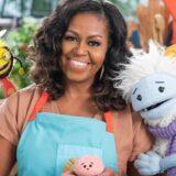 Η Michelle Obama ξεκινά εκπομπή μαγειρικής για παιδιά στο Netflix