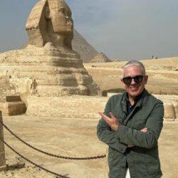 Ο Τάσος Δούσης και οι «ΕΙΚΟΝΕΣ» ταξιδεύουν «στη Γη των Φαραώ», τη μαγευτική Αίγυπτο
