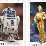 Star Wars: Τα droids γίνονται γραμματόσημα από τα Αμερικανικά Ταχυδρομεία