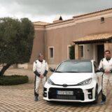 Traction: Ο Κώστας και ο Μάνος Στεφανής στο τιμόνι του Toyota GR Yaris