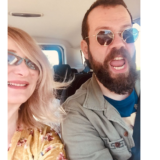 Η Μυρτώ Κοντοβά μίλησε πρώτη φορά για τον επί επτά χρόνια σύντροφό της