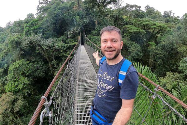 Το Happy Traveller ταξιδεύει στην Κόστα Ρίκα