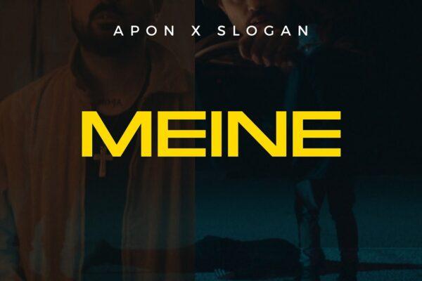 Apon x Slogan – Μείνε | Νέα Κυκλοφορία