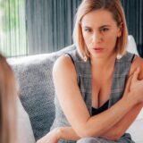 """Η Νάντια Μπουλέ αποκάλυψε αν θα αποχωρήσει από την """"Αγγελική"""" λόγω της εγκυμοσύνης της"""
