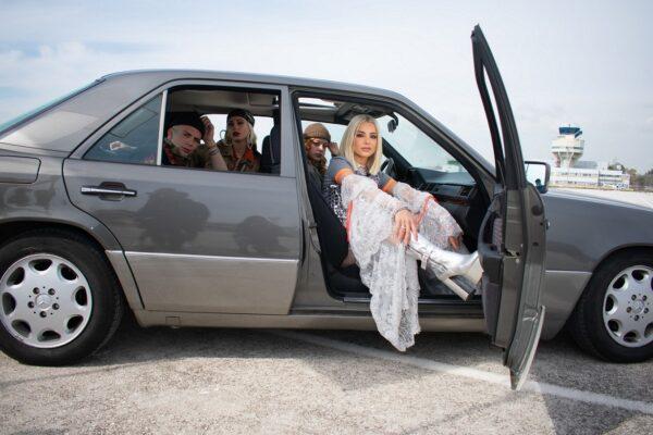 Josephine – Παλιόπαιδο: Φωτογραφίες από τα γυρίσματα του music video