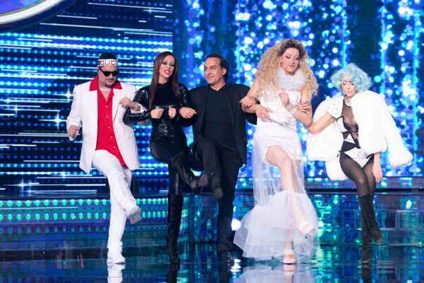 Your Face Sounds Familiar – All Star: Όσα έγιναν στο 2ο επεισόδιο του show