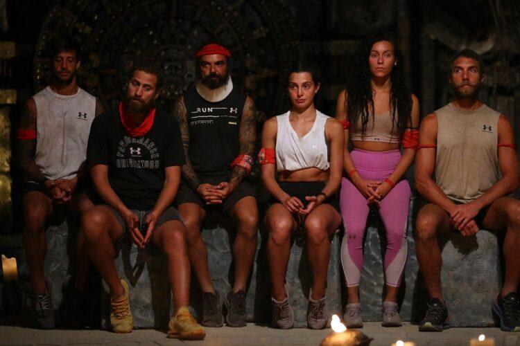 Αυτοί είναι οι υποψήφιοι του Survivor προς αποχώρηση