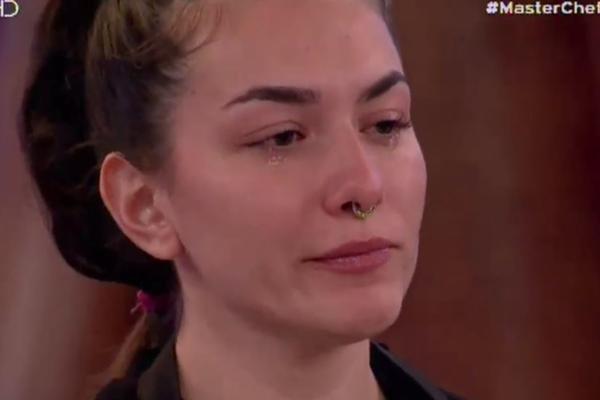 MasterChef: Ξέσπασε σε κλάματα η Μαρία Λαζαρίδη