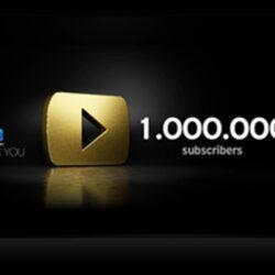 Το κανάλι της Heaven Music στο YouTube, ξεπέρασε τους 1.000.000 subscribers!