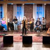 Ο Γιάννης Γιοκαρίνης & οι Χατζηφραγκέτα στο «Μουσικό κουτί» της ΕΡΤ1