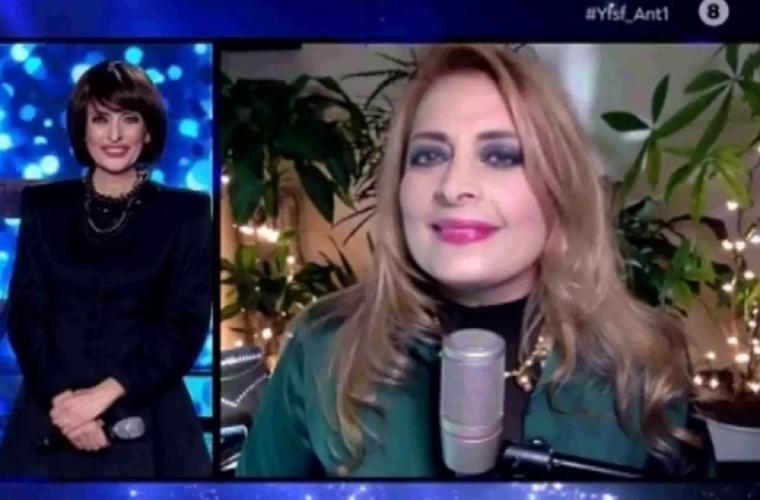 Η Ματθίλδη Μαγγίρα εντυπωσίασε ως Αλέξια | Η έκπληξη της τραγουδίστριας