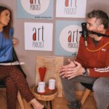 Ο Νίκος Μωραϊτης καλεσμένος της Γιώτας Τσιμπρικίδου στο #19 Art Podcast