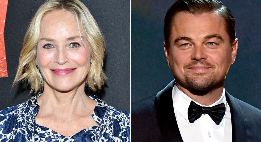 Η Sharon Stone πλήρωσε τον Leonardo DiCaprio από τον μισθό της