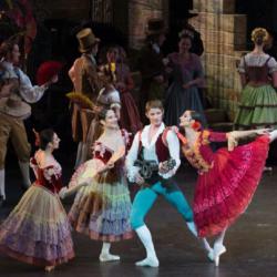 Don Quixote's από την Όπερα του Παρισιού στο Christmas Theater