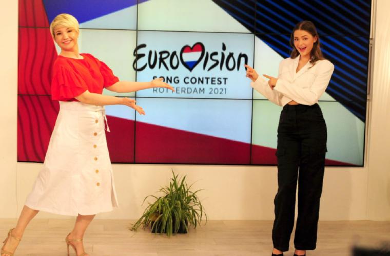 Στον παλμό της Eurovision το «φλΕΡΤ» και το ERTFLIX!