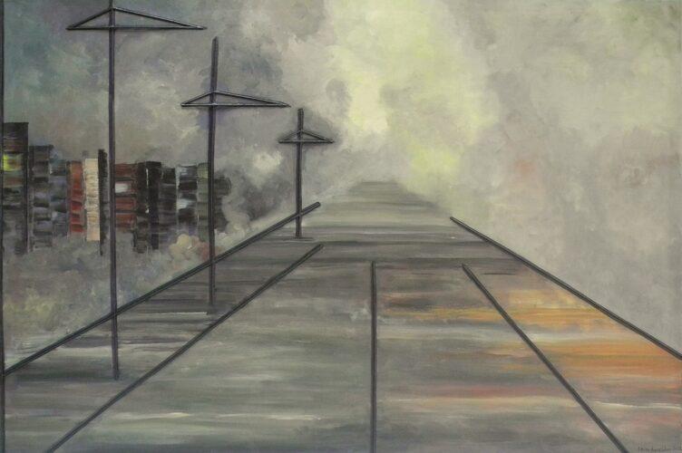 Gallery Genesis: Η έκθεση ζωγραφικής της Εβίτα Κανέλλου «Spring Formula»