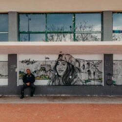 Η Τέχνη του Δρόμου της ΕΡΤ3 ταξιδεύει στην Καβάλα