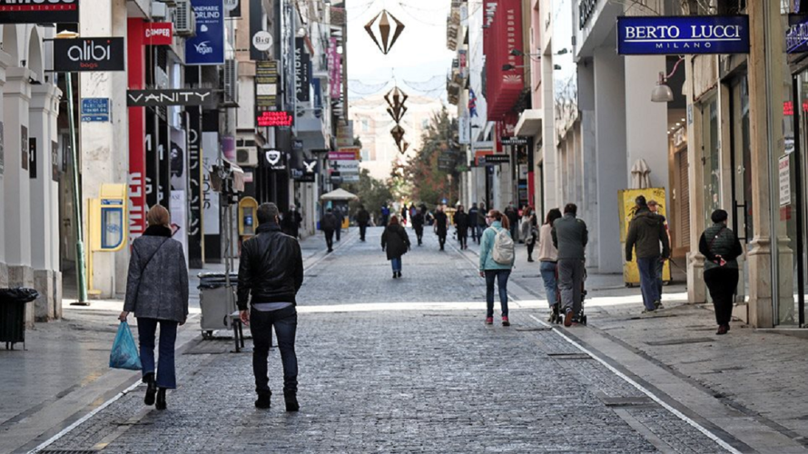 Κορονοϊός: Ανοίγουν τη Δευτέρα τα πολυκαταστήματα