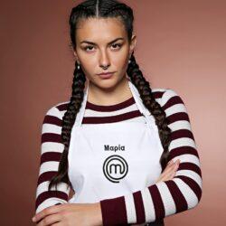 Η Μαρία Λαζαρίδου είναι η παίκτρια που αποχώρησε από το αποψινό επεισόδιο του MasterChef