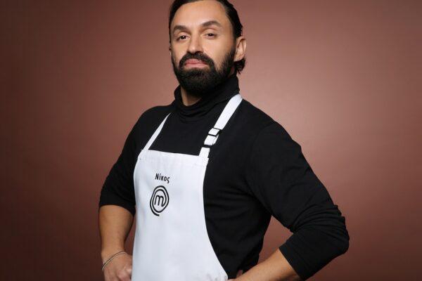 Ο Νίκος Σκορδάκης είναι ο παίκτης που αποχώρησε από το MasterChef