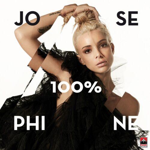 Josephine – 100%: Κυκλοφόρησε το πρώτο της album - ακούστε τα 11 μοναδικά tracks