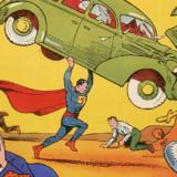 Τιμή ρεκόρ για σπάνια έκδοση του Superman