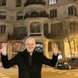 Ο Τάσος Δούσης και οι «Εικόνες» συνεχίζουν το ταξίδι τους στην Βαρκελώνη