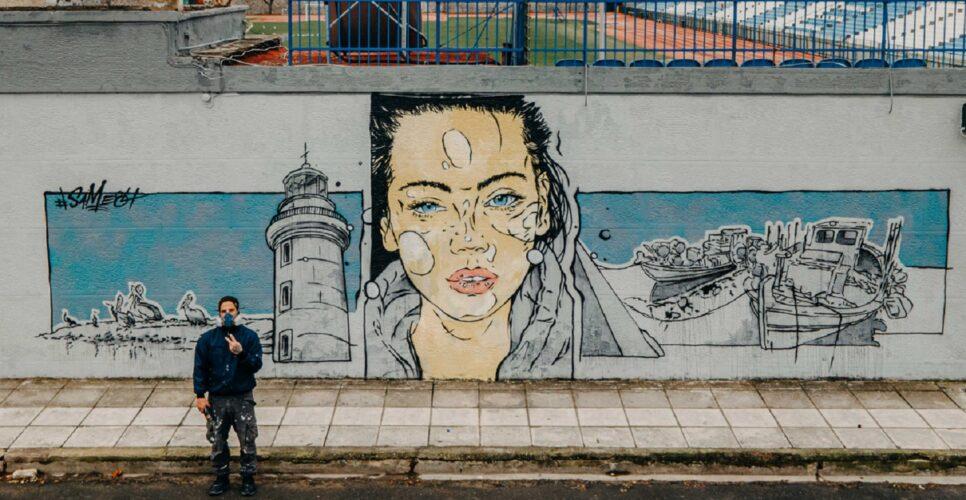 """Στην Αλεξανδρούπολη """"Η Τέχνη του Δρόμου"""" της ΕΡΤ3"""