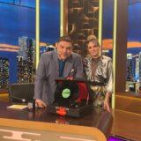 Xenia Ghali: Τι φόρεσε στην εμφάνιση της στην εκπομπή The 2night Show του Γρηγόρη Αρναούτογλου