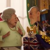Το animation με την βασίλισσα Ελισάβετ και τον πρίγκιπα Φίλιππο που έγινε viral