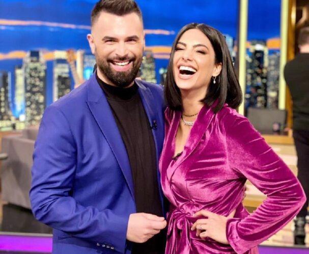 Ο Γιώργος Παπαδόπουλος και η Γαλάτεια Βασιλειάδη θα γίνουν γονείς για 2η φορά!