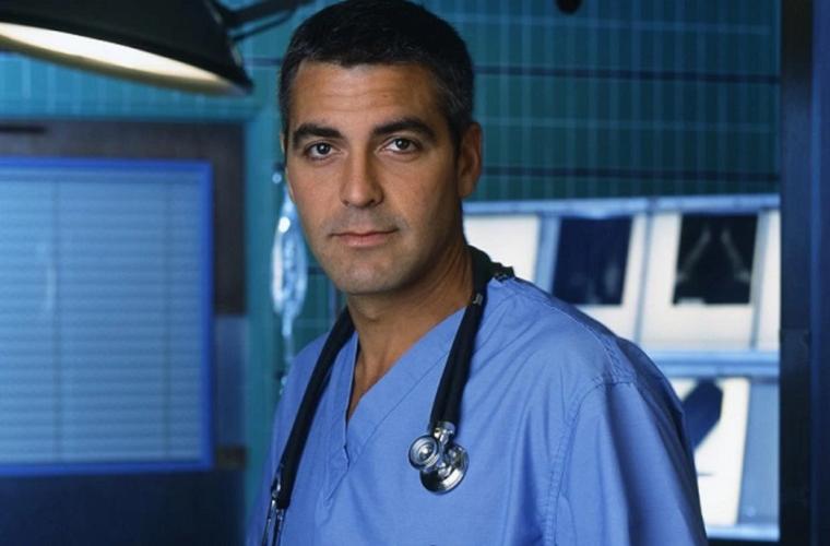 O George Clooney ξαναμπαίνει…. «Στην Εντατική»