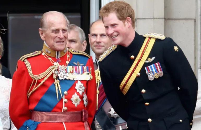 Ο λόγος που επιτρέπεται στον Harry να εγκαταλείψει την καραντίνα για την κηδεία του Πρίγκιπα Φίλιππου