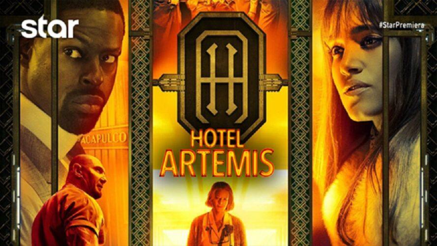 Hotel Artemis σε Α' Τηλεοπτική προβολή