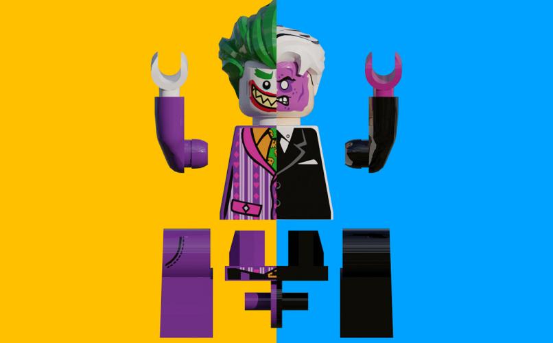 Οι Joker-Two Face επιστρέφουν με το Untone