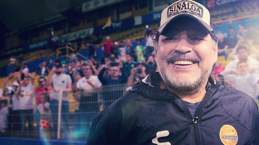Maradona in Mexico: Στην κορυφή το ντοκιμαντέρ με τον Maradona