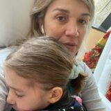 """""""Ράγισαν"""" καρδιές στην κηδεία της μικρής Αναστασίας- Συντετριμμένη η οικογένεια της"""