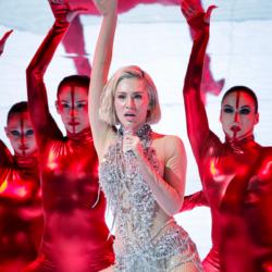 Εντυπωσίασε την Ευρώπη η Έλενα Τσαγκρινού με την εμφάνισή της στη Eurovision 2021