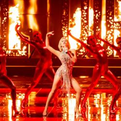 Η πρώτη δήλωση της Έλενας Τσαγκρινού μετά τον τελικό της Eurovision