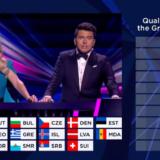 Οι 9 χώρες του Β' Ημιτελικού της Eurovision που πέρασαν στον μεγάλο τελικό