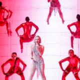 Eurovision 2021: Εντυπωσιακή ήταν η 2η πρόβα της Έλενας Τσαγκρινού για την Κύπρο