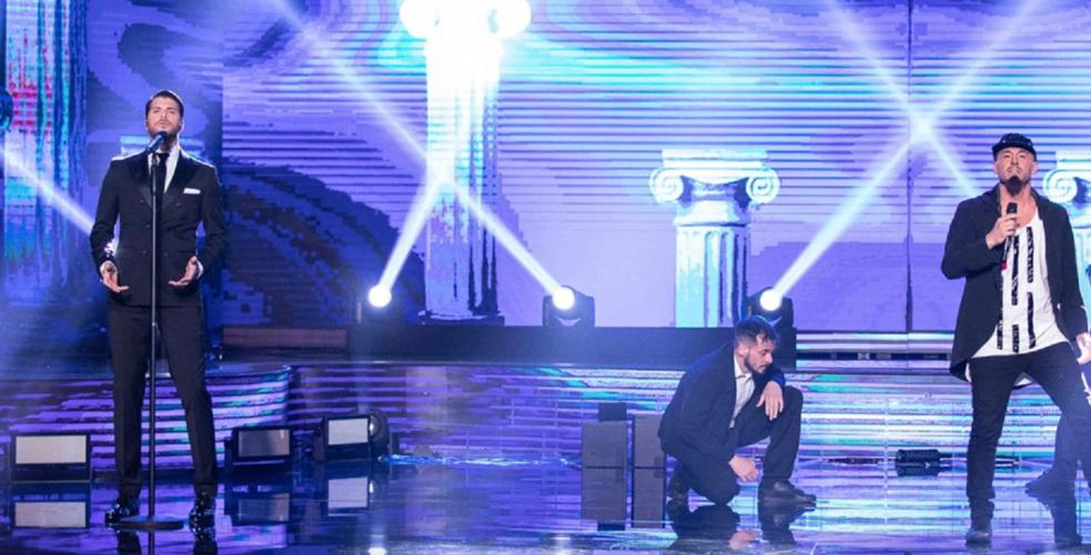 Το Your Face Sounds Familiar αναβίωσε τη συμμετοχή της Ελλάδας στη Eurovision του 2011 με τον Λούκα Γιώρκα