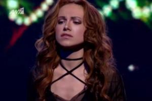 Καθηλωτική ερμηνεία της Τάνιας Μπρεάζου ως Lara Fabian στο Your Face Sounds Familiar