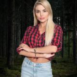 Η Αλεξάνδρα Παναγιώταρου είναι παίκτρια που αποχώρησε στο αποψινό επεισόδιο της Φάρμας