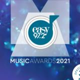 Τα MUSIC AWARDS 2021 του easy 97,2 ολοκληρώθηκαν!