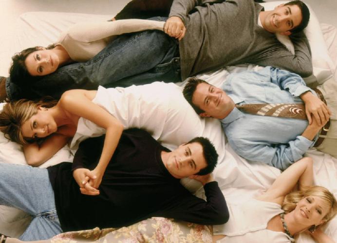 Friends: Reunion με guest εκπλήξεις που δεν φαντάζεστε