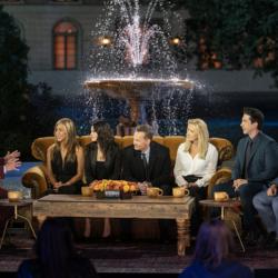Friends The Reunion: Exclusive Προβολή σε Α΄ τηλεοπτική μετάδοση