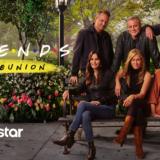 Friends: The Reunion σε 'Α τηλεοπτική προβολή στο Star!